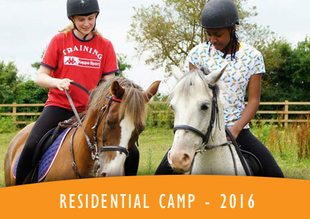 Residential Camp 2016