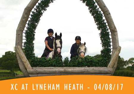 XC at Lyneham Heath - 04/08/17