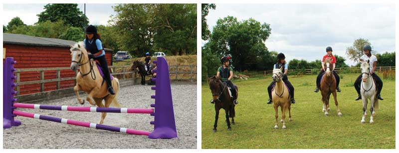Horse Riding Residential Camps