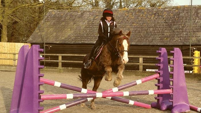 Junior Jockeys Pony Camp