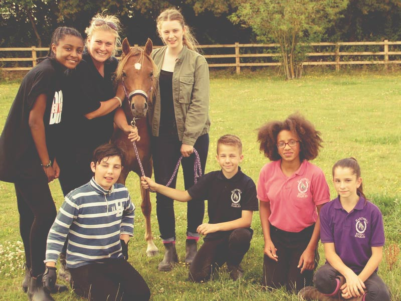 Residential Pony Camps